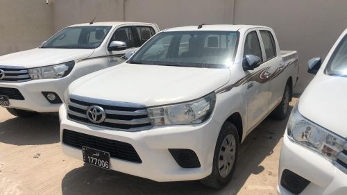 for sale Toyota hilux model 2016 up 2019
