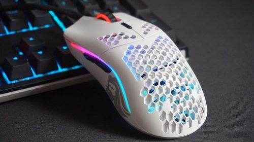 Gaming Mouse Glorious Model O New