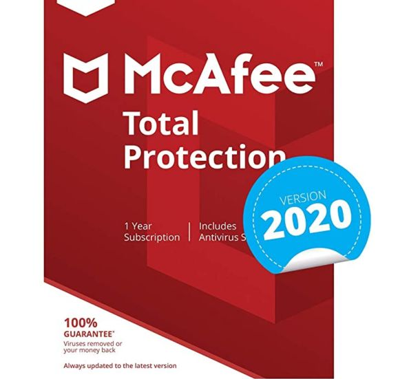 McAfee Security for10 Years