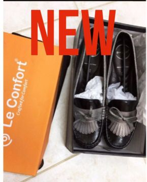 Le comfort shoes (brand new)
