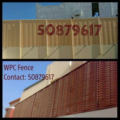 All Kinds Of Fence & Steel Works.