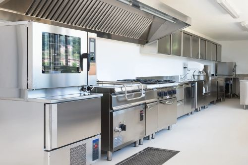 kitchen equipment  & coold rooms