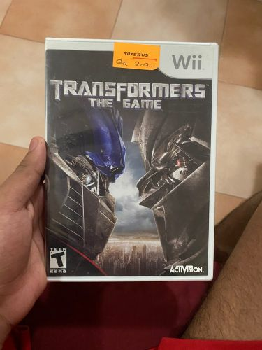 wii transformers