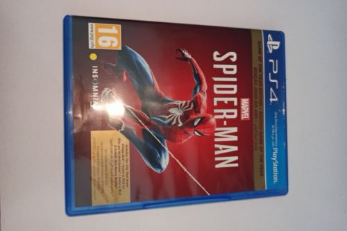 spiderman PS4 game of year