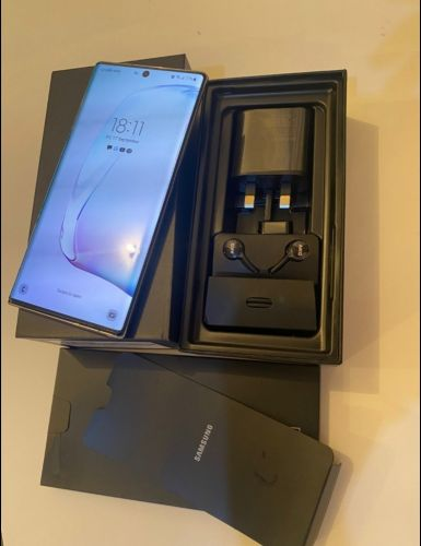 Note 10+ 5G 256 /12