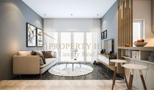 2 Bed Waterfront In Lusail