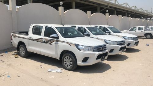 for sale Toyota hilux model 2014 up 2019