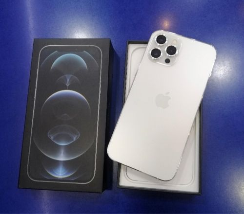 iphone 12 pro max 256gb with box