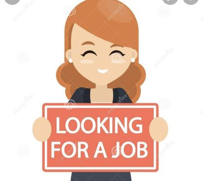 lady looking for job