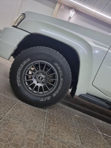 """Braid Rims 17"""" with tires"""