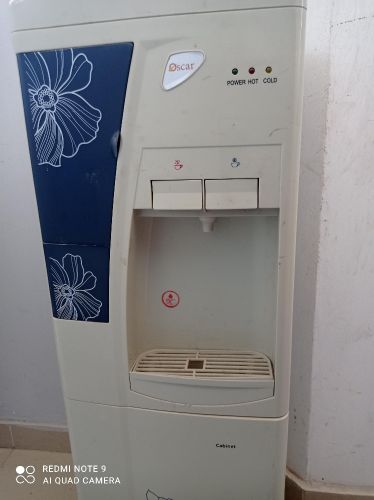 water cooler with 5 gallonbottles