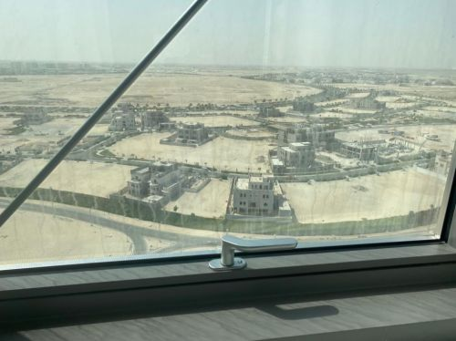 luxurious two bedroom in lusail