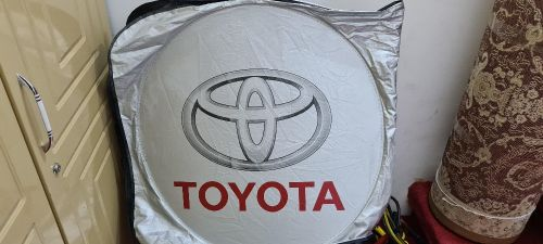 Toyota Windshield Cover