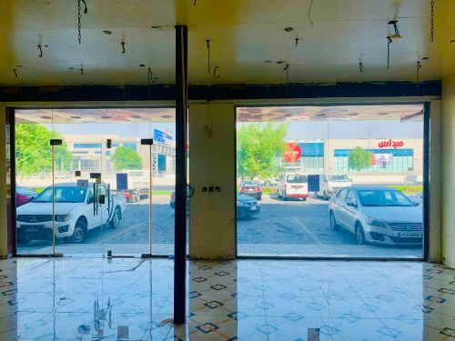 shop 4 rent on salwa from owner