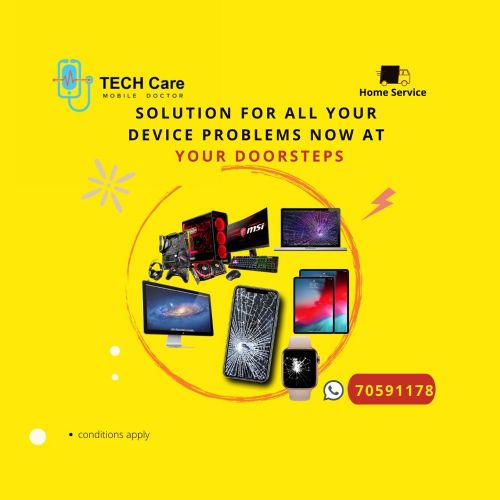 repair  devices - home service