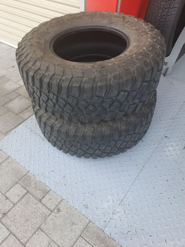 BF Goodrich Tiers MT Used